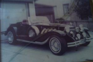 1979 GATSBY KIT CAR, odometer: 7416, VIN: CA387650
