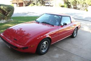 1985 Mazda RX-7 only 67k original miles!