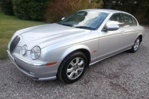JAGUAR S-TYPE 3.0 SE V6 4D AUTO 240 BHP 2 OWN. FMDSH.  Photo