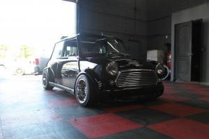 1972 MINI COOPER WITH MINI-TEC B16 SWAP 300HP TYPE R TRANSMISSION HONDA VTECH