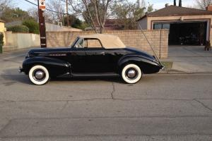 1939 Oldmobile convertible Rare 60 series original