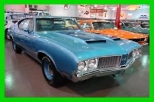 1970 OLDSMOBILE 442~AUTO~A/C~COMPLETE INVESTMENT GRADE CONCOURS RESTORATION