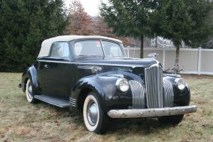 1941 Packard 120 Convertible Victoria runs & drives great