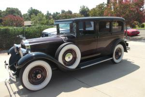 1929 Packard 633 Limo