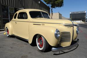 1940 Plymouth Coupe Hot Rod - AC & Heater - 350 V8 - Nice Interior -Lake Pipes !