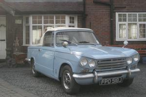 TRIUMPH VITESSE BLUE  Photo