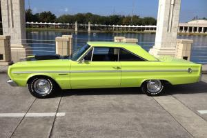 1966 PLYMOUTH BELVEDERE II BEAUTIFUL 2 DOOR HARDTOP IN SUNNY TAMPA FLORIDA