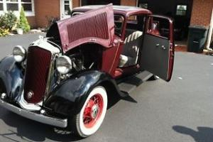 1933 Plymouth PC 5 Window Coupe