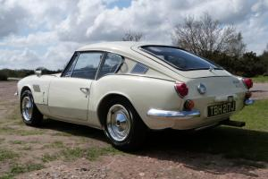1970 TRIUMPH GT6 MARK 2, OLD ENGLISH WHITE  Photo