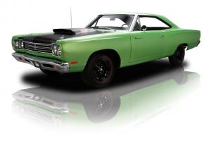 Frame Off Restored Road Runner A12 440 Six Pack 4 Speed