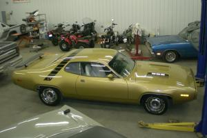 1971 Plymouth Road Runner ALL NUMBERS MATCHING 383 auto, ORIGINAL SHEET METAL!!!