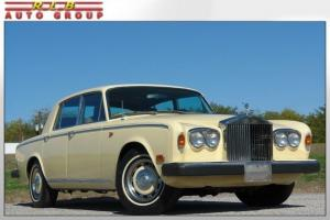 1979 Rolls Royce Silver Shadow II 40,000 ORIGINAL MILES!!! MUST SEE!