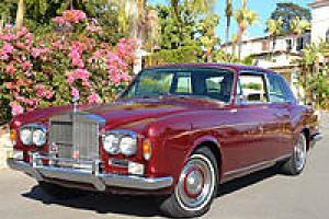 CALIFORNIACLASSIX 1968 Rolls Royce Mulliner Park Ward Coupe {63 Photos}