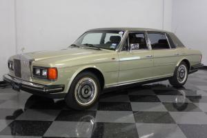 VERY CLEAN ROLLS SILVER SPUR, ONLY 37K ORIGINAL MILES, EXCELLENT INTERIOR
