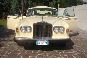 1979 Rolls Royce Silver Shadow II Base Sedan 4-Door 6.7L V-8 Gasoline Engine
