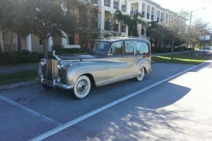 1955 Rolls-Royce Wraith James Young Station Wagon Extremely Rare