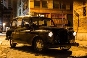 1980 Austin FX4 - Authentic London Black Taxi in USA