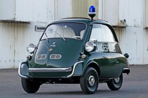 1958 BMW Isetta 300 Landespolizei - Superb Restored Example, Working Light/Siren