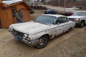 1962 Buick Electra 225, Good Project Car or Parts PRICE SLASHED SAVE BIG