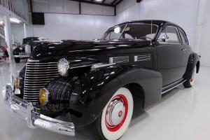 1940 CADILLAC SERIES 62 COUPE,  FRAME-OFF PROFESSIONAL RESTORATION!