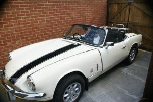 1.3L Mark 3 Spitfire with Ashley GT Hardtop  Photo