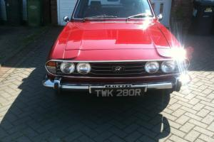 1977 TRIUMPH STAG 80,000 miles,v8,manual  Photo