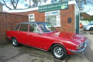 Triumph 2000 2500 S MANUAL OVERDRIVE PETROL MANUAL 1978/S  Photo