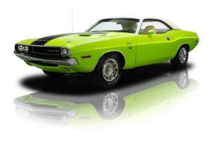 Frame Up Restored Challenger R/T 440 Six Pack 4 Speed