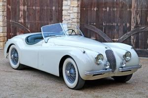 1954 Jaguar XK120 SE Roadster - Gorgeous, Restored, Mechanically Sound Example