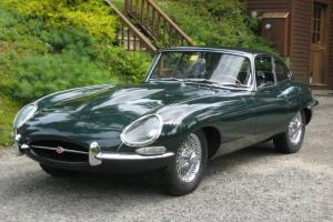 1962 Jaguar XK-E - 4.2L 6Cylinder - 4 Speed - British Racing Green