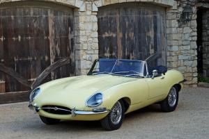 1967 Jaguar E-Type OTS: Beautifully Restored, Numbers Matching Series I Roadster