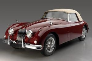 1961 Jaguar XK-150 Drop Head Coupe*American Campion*Award Winning Jag*Matching#s Photo