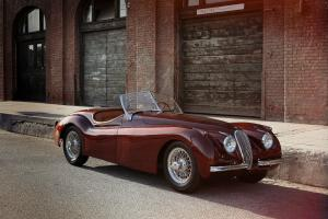 1954 Jaguar XK 120 SE OTS Restored Classic driver Photo