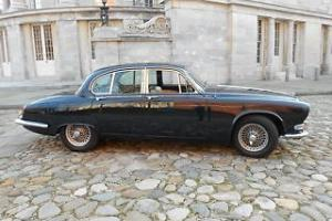 Exceptional Rare 1967 Jaguar 420 Sport Sedan