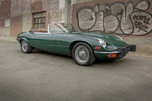1973 Jaguar E-Type XKE Series III V12 Roadster Photo