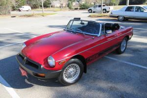 1978 MGB Roadster Well loved and cared for Roadster!!