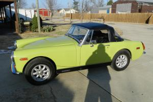 1974 MG Midget Mark III Photo