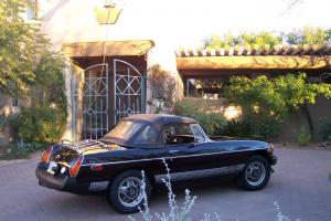 MGB 1980 Limited Edition-Original Paint,Decals,Top,Interior,Engine-47,082miles- Photo