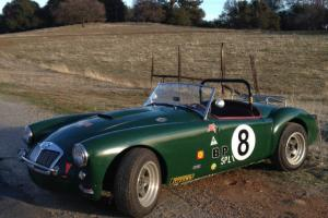 1959 MGA RACE CAR