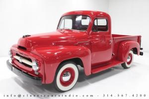 1955 International Harvester R-110 Pickup, Beautifully Restored & Ready to Drive