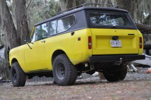 1979 International Harvester Scout II 2 IH RARE 4 cylinder 4x4 GREAT shape LOOK