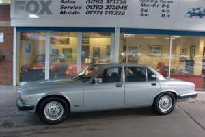 1985 JAGUAR SOVEREIGN 5.3 HE 4D AUTO