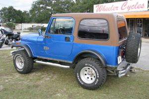 1984 Jeep CJ7      MAKE OFFER