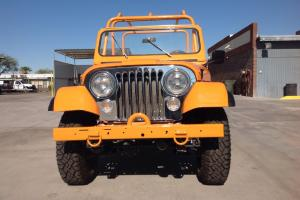 1979 jeep Cj7 CJ8 custom extended tour safari full cage AZ sold no rust