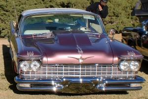 1957 Chrysler Imperial Mild Custom Rod--Hemi-3/2s