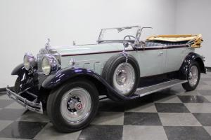 RARE 5 PASSENGER PHAETON, 320 CI STRAIGHT 8, CLEAN THROUGHOUT, GREAT INVESTMENT!