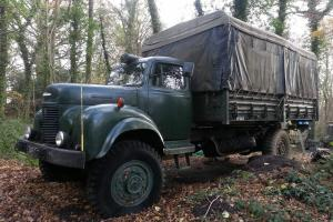 Commer Q4 military 4x4 army Photo