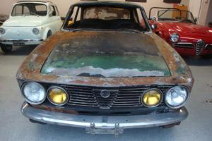 1974 Alfa Romeo g.t.v 2.0 5speed dual webers fire damage salvage title