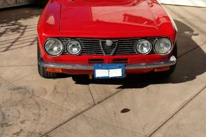 1974 alfa romeo GTV 2000,5 speed,new upholstery, hard to fined classic,must have