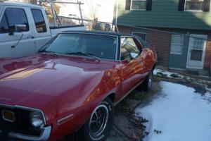 1974 amc javelin ALL ORIGINAL
